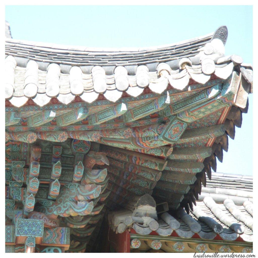 toit coréen