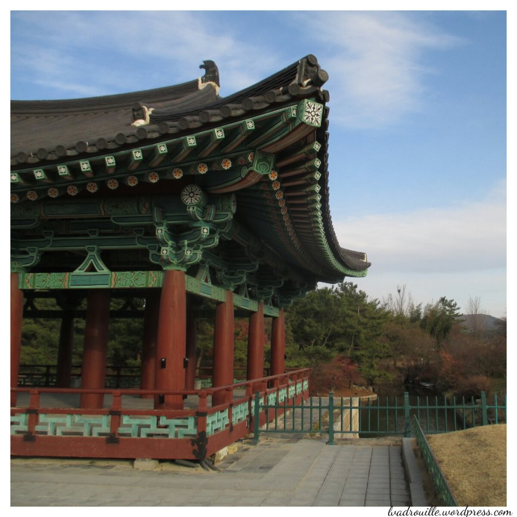 sanctuaire corcoréen