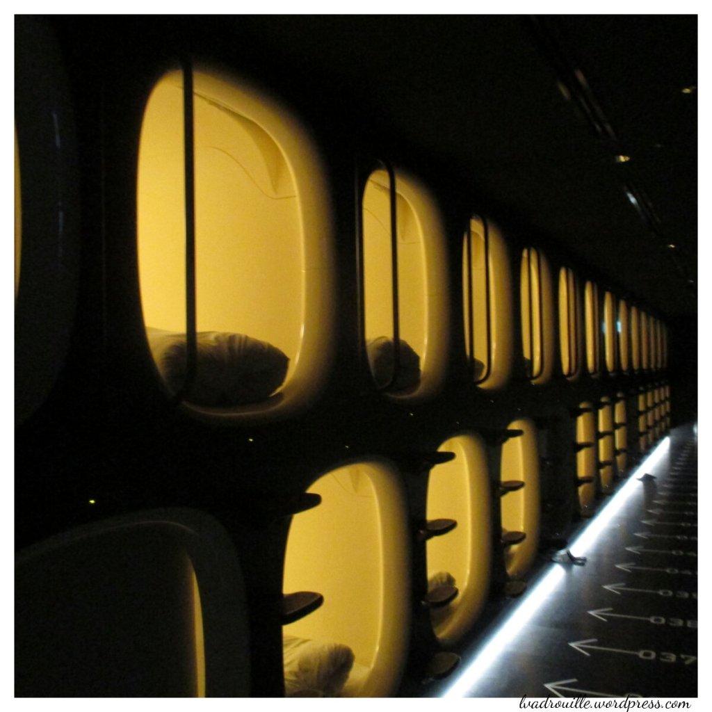 narita hotel capsule
