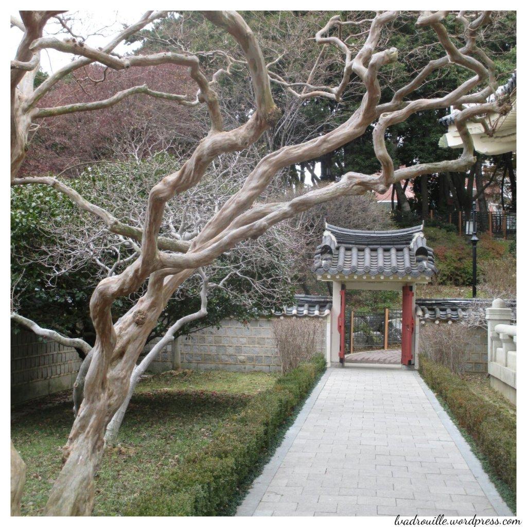 sanctuaire coréen