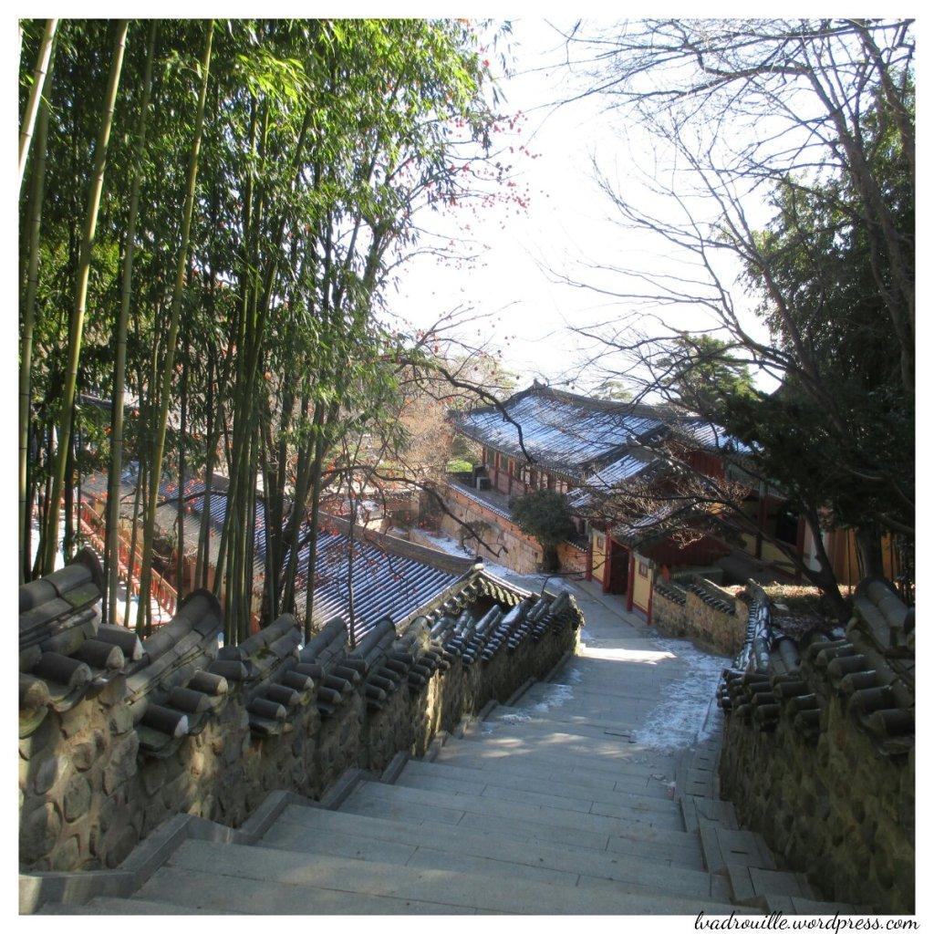 temple à  Busan