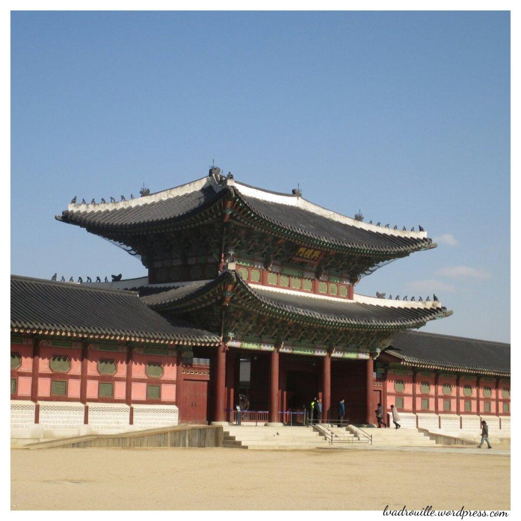 palace à Séoul