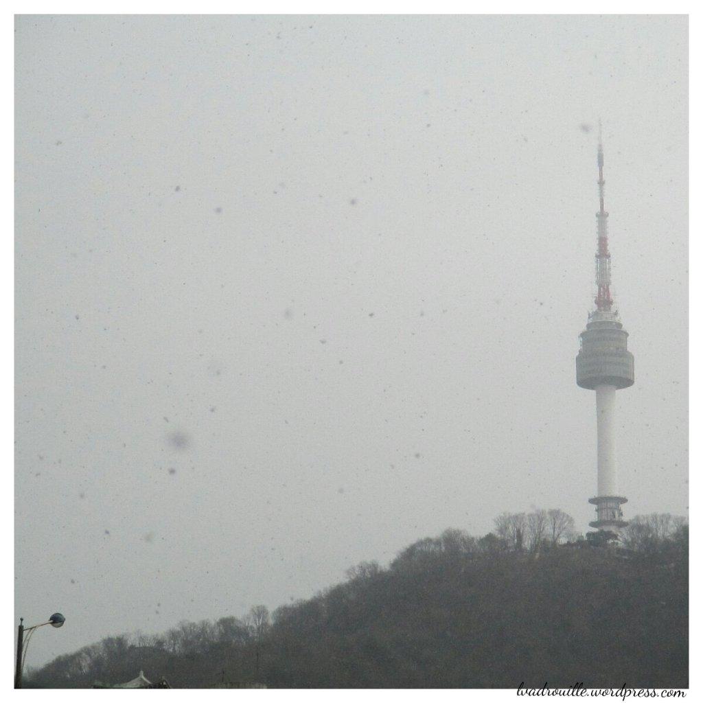 tour de Séoul